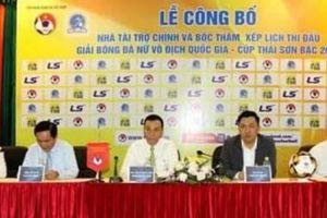 Bóng đá nữ Việt Nam đổi thể thức, đội vô địch nhận 300 triệu đồng