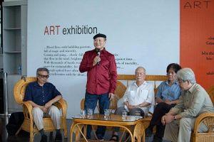 Ra mắt triển lãm nghệ thuật đương đại 'Niệm'