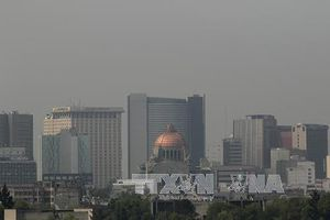 Mexico báo động kép ô nhiễm không khí