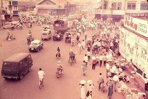 Góc ảnh đặc biệt về Sài Gòn thập niên 1960