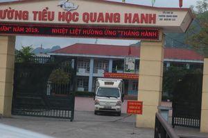 Nghi vấn công ty Hải Hương tuồn rau 'bẩn' vào trường học: Mua một nơi, lấy hàng một nẻo