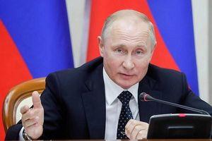 TT Putin tuyên bố mua 76 chiến đấu cơ Su-57 thế hệ thứ 5 cho Không lực Nga