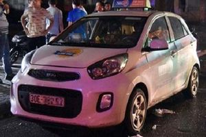 Vụ nữ taxi bị đâm gục tại Hà Nội: Ra quyết định khởi tố vụ án