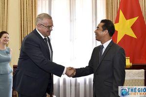 Thúc đẩy quan hệ hợp tác giữa địa phương Việt Nam - Liên bang Nga