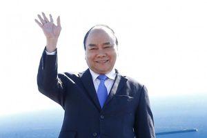 Thủ tướng Nguyễn Xuân Phúc sẽ thăm chính thức Liên bang Nga, Vương quốc Na Uy và Vương quốc Thụy Điển