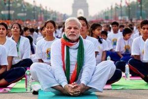 Ấn Độ thực hiện chiến lược ngoại giao sức mạnh mềm thông qua Yoga