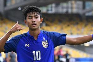 'Sát thủ' 16 tuổi được gọi lên tuyển Thái Lan chuẩn bị King's Cup 2019 là ai?