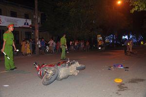 Bắt khẩn cấp thanh niên say rượu, lái ô tô tông chết bé 9 tuổi