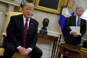 Tổng thống Trump chưa muốn đối đầu quân sự, vẫn muốn đàm phán với Iran