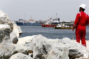 Điểm yếu an ninh vùng Vịnh lộ ra từ các vụ tàu chở dầu đâm nhau