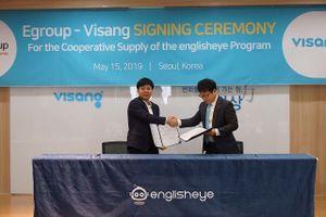 Ký kết hợp tác đưa mô hình tiếng Anh công nghệ về Việt Nam