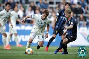 Công Phượng cùng Incheon nhận lệnh 'phải sống sót' ở K-League