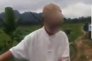 Cựu chủ tịch xã 80 tuổi ở Thanh Hóa dâm ô bé gái 8 tuổi bị khởi tố