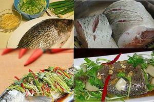 2 cách làm cá hấp cuốn bánh tráng thưởng thức vào cuối tuần