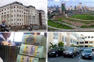 Bộ Tài chính đề nghị 3 bộ ban hành tiêu chuẩn, định mức sử dụng tài sản công