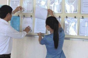 Niêm yết công khai các thủ tục hành chính của cơ quan thuế