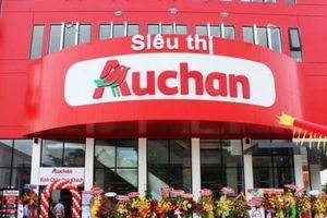 Vì sao chuỗi siêu thị Auchan bất ngờ rút khỏi Việt Nam?