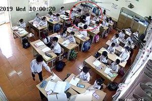 Phẫn nộ cô giáo liên tiếp đánh nhiều học sinh tại Hải Phòng vì làm bài chậm