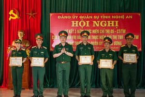 17 mô hình tiêu biểu của cán bộ, chiến sỹ học tập và làm theo tấm gương đạo đức Hồ Chí Minh