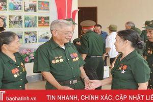 'Mái nhà chung' của những người lính Trường Sơn ở Hà Tĩnh