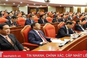 Khai mạc trọng thể Hội nghị lần thứ 10 Ban Chấp hành Trung ương Đảng