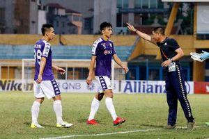 Quyết tâm đoạt AFC Cup , HLV Chu Đình Nghiêm hy vọng được VFF 'chiếu cố'