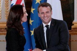 Pháp, New Zealand khởi động chiến dịch chống bạo lực trên mạng xã hội