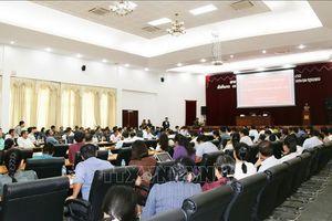 Bộ Công thương Lào tuyên truyền về tầm quan trọng của Chiến thắng Điện Biên Phủ