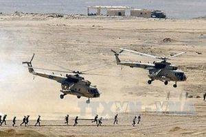 Ai Cập đẩy mạnh trấn áp phiến quân ở Bán đảo Sinai