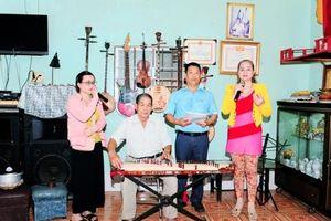 Sóc Trăng trao Danh hiệu vinh dự Nhà nước tặng 4 Nghệ nhân nhân dân đầu tiên