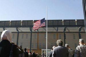 Mỹ rút toàn bộ nhân viên chính phủ khỏi Iraq