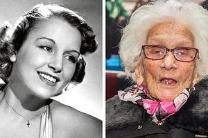 Điểm mặt 10 diễn viên kỳ cựu 'chạm mốc' 100 tuổi