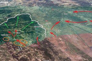 Sư đoàn cơ giới số 4 quân đội Syria tiếp tục thất bại ở Lattakia, 4 binh sĩ thiệt mạng