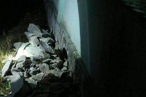 Nóng: Phát hiện thêm thi thể người trong khối bê tông ở Bình Dương
