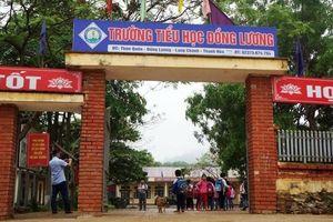 Vụ trường học ở Thanh Hóa bị tấn công: Cô và 4 học sinh đã trở lại lớp học