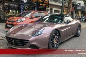 Siêu xe Ferrari California T sang chảnh hơn trong xiêm y mới sau thời gian dài phủ bụi