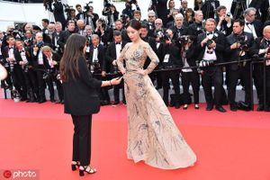 Nữ diễn viên Trung Quốc lên tiếng sau sự cố bị 'đuổi' khỏi thảm đỏ Cannes