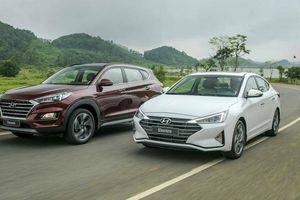Hyundai Elantra 2019 và Tucson 2019 ra mắt sớm, thêm nhiều tiện nghi