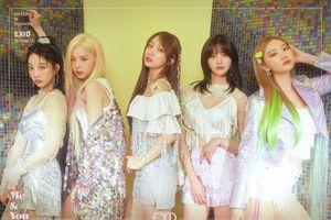 MV comeback chưa kịp 'nguội', EXID đã chiêu đãi fan bản dance practice của 'ME&YOU'