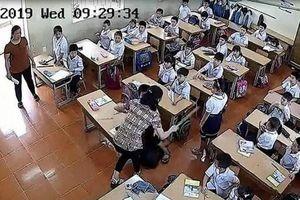 Kiểm tra, xử lý kỷ luật đối với cô giáo đánh học sinh tại Hải Phòng
