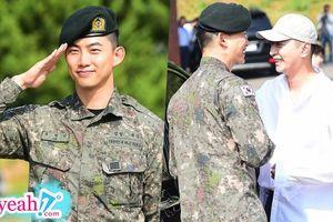 'Trai ngoan quốc dân' Ok Taecyeon chính thức xuất ngũ, mong muốn được tái hợp với 2PM trong tương lai