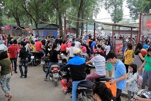 Hà Nội: Đảm bảo trật tự an toàn giao thông tại các khu vui chơi trẻ em