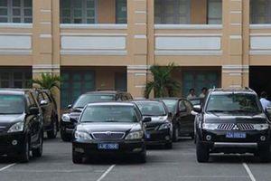 Bộ Tài chính hướng dẫn khoán kinh phí sử dụng xe ô tô công