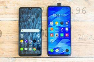 Smartphone sở hữu camera 'thò thụt' Realme X chính thức ra mắt