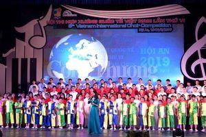 Đến Hội An thưởng thức 'đại tiệc âm nhạc' tại Hội thi hợp xướng quốc tế Việt Nam