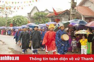 Chuyển biến trong việc cưới, việc tang và lễ hội ở huyện Thường Xuân