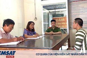 Trực tiếp kiểm sát việc tạm giữ, tạm giam và thi hành án hình sự tại Nhà tạm giữ Công an huyện Mai Sơn, tỉnh Sơn La