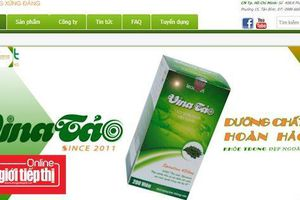 Quảng cáo thực phẩm chức năng Vina Tảo và Egorex Omega 3.6.9 có dấu hiệu lừa người tiêu dùng