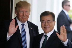 Tổng thống Mỹ Donald Trump sẽ thăm Hàn Quốc vào tháng 6 tới