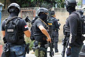 Indonesia đập tan âm mưu khủng bố trước ngày công bố kết quả bầu cử
